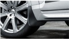 Genuine Volvo XC90 (16-) Front Mud Flaps (Models with accessory side mouldings)